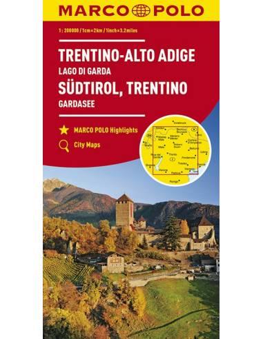 Südtirol, Trentino, Gardasee -...