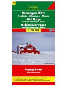 Norvégia 2:...