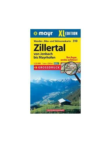 MAYR 310 Zillertal XL - von Jenbach...