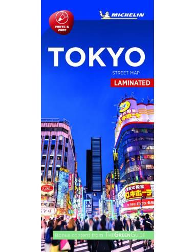 Tokyo - Tokió belváros laminált...