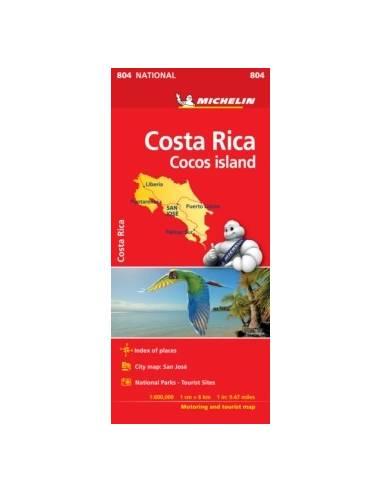MN 804 Costa Rica - Cocos Island -...