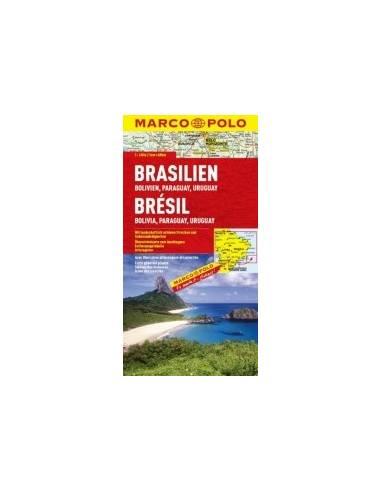 Brazília / Bolívia / Paraguay /...