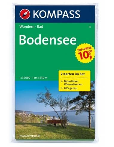 KK 11 Bodensee - Bódeni-tó túra és...