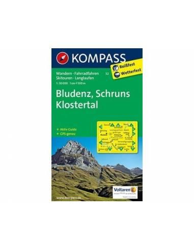KK 32 Bludenz - Schruns - Klostertal...