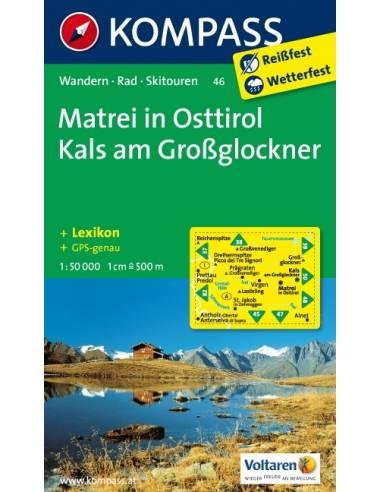 KK 46 Matrei in Osttirol - Kals am...