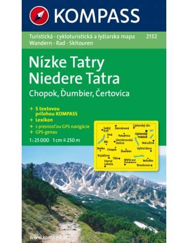 KK 2132 Nízke Tatry -...