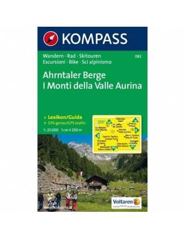 KK 082 Ahrntaler Berge / Monti Della...