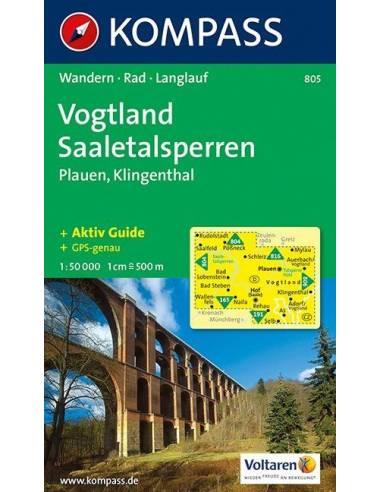 KK 805 Vogtland - Saaletalsperren -...