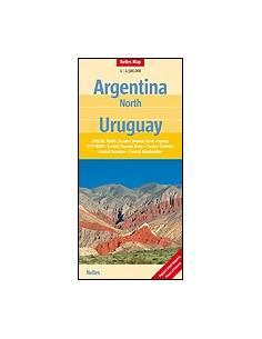 Argentina-észak, Uruguay...