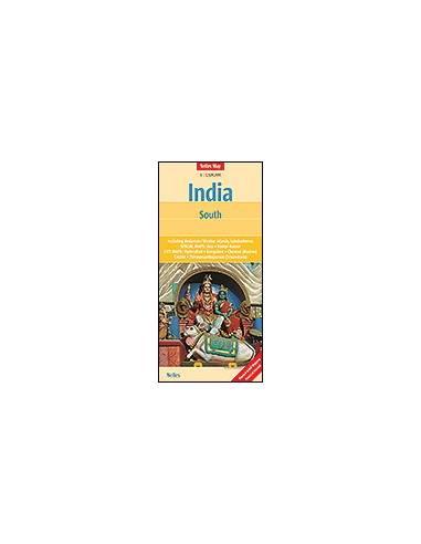 India South (Dél) térkép