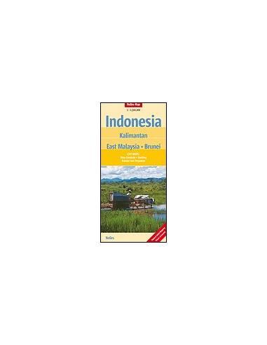 Indonézia Kalimantan (Borneo),...