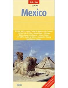 Mexikó, Guatemala, Belize...