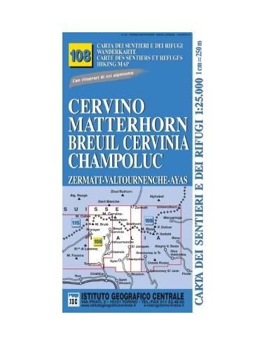 IGC 108 Cervino / Matterhorn - Breuil...