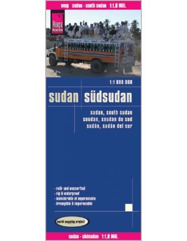 RKH Sudan - Südsudan - Szudán -...