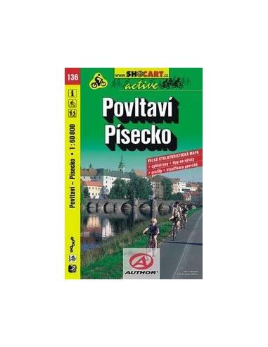 SC 136 Povltaví / Písecko kerékpáros...