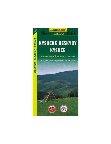 SC 1077 Kysucké Beskydy - Kysuce...