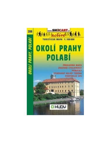 SC 208 Okolí Prahy / Polabí (Prága...
