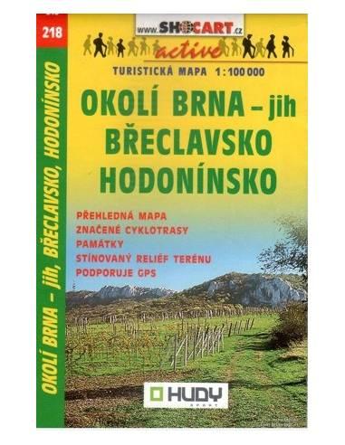SC 218 Okoli Brna-jih / Breclavsko /...