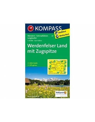 KK 07 Werdenfelser Land mit /...