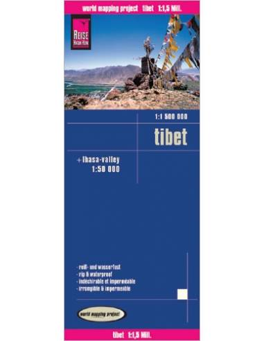 RKH Tibet und Lhasa-Valley (Tibet és...
