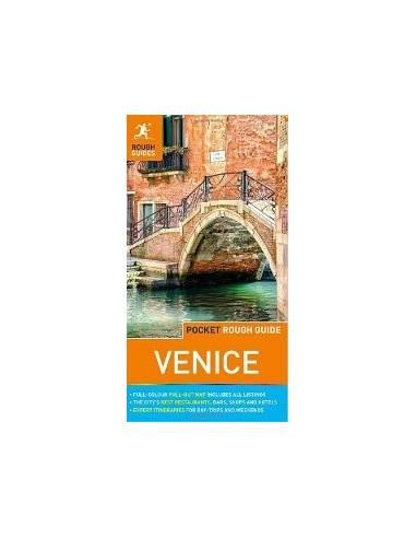 Venice Pocket guide - Velence útikönyv