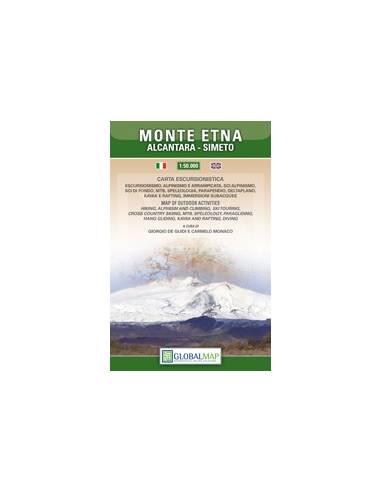 Monte Etna, Alcantara - Simeto...