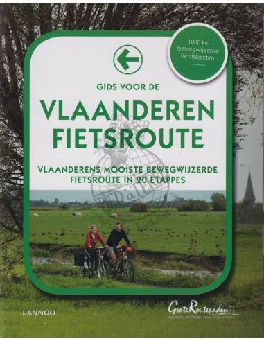 Vlaanderen Fietsroute - Flandria...
