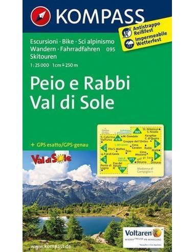 KK 095 Peio e Rabbi - Val di Sole...