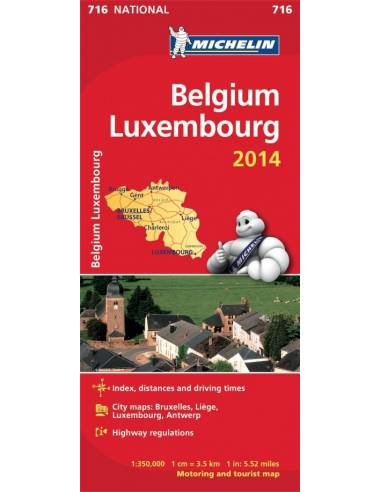 MN 716 Belgium & Luxembourg 2014