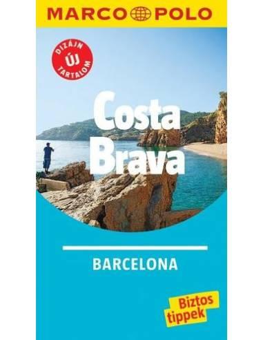 Costa Brava / Barcelona útikönyv...