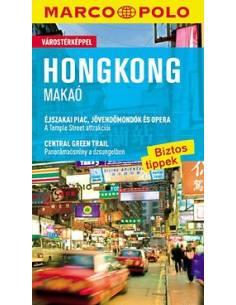 Hongkong, Makaó útikönyv...