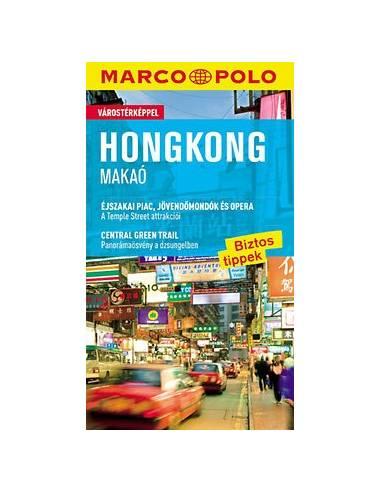 Hongkong, Makaó útikönyv (Marco Polo)