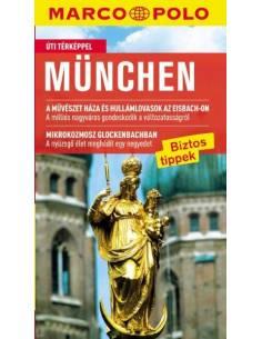 München útikönyv (Marco Polo)