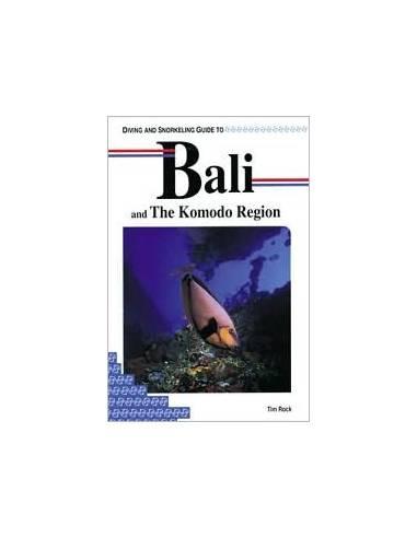 Bali - Komodo búvár útikönyv Pisces...