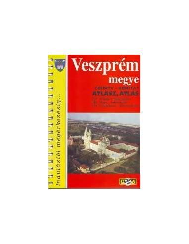 Veszprém megye településeinek atlasza