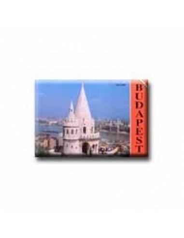 Budapest album füzet - francia