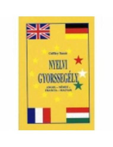 Angol-Német-Francia-Magyar szótár...