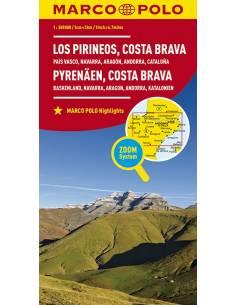 Pireneusok, Costa Brava...