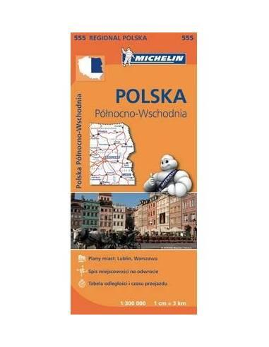 MN 555 Poland North East -...