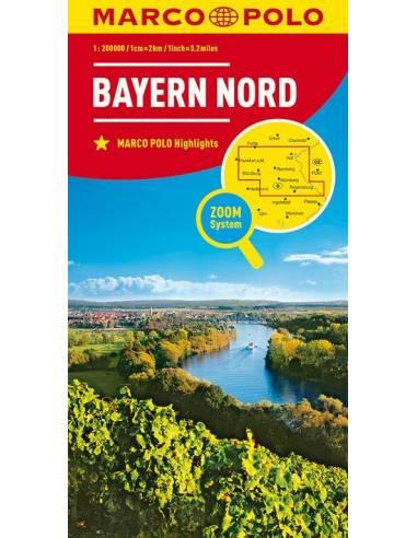 Bajorország észak - Bayern-Nord ZOOM...