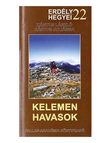 22 Kelemen-havasok útikönyv - Erdély...