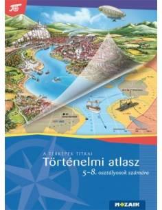 MS-4115U Történelmi atlasz...
