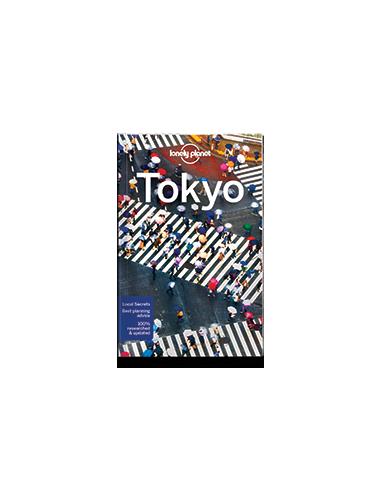 Tokyo city guide - Tokió útikönyv -...