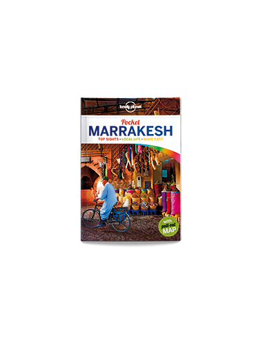 Marrakesh pocket guide - Lonely Planet