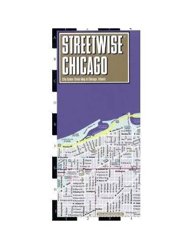 Streetwise Chicago map