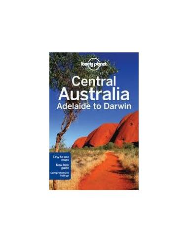 Central Australia travel guide...