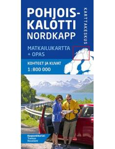 Pohjoiskalotti Nordkapp -...