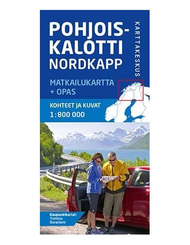 Pohjoiskalotti Nordkapp - Északi...