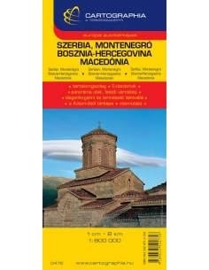 Szerbia,Montenegro,...