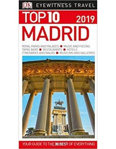 Madrid útikönyv Top 10 - Eyewitness...